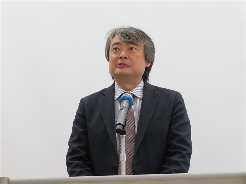 コンテストの審査員長を務めた青森公立大学 准教授の木暮祐一氏