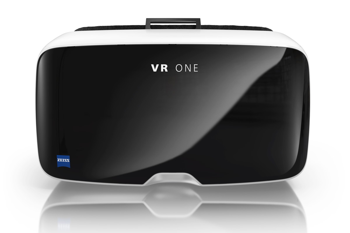 「ZEISS VR ONE Plus」