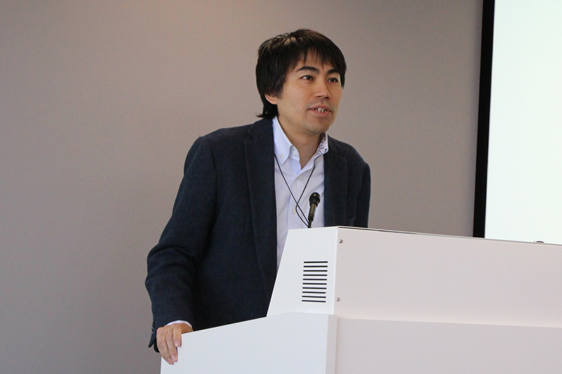 グーグルのシニアエンジニアリングマネージャーの賀沢秀人氏