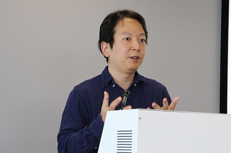 グーグル 製品開発本部長 徳生裕人氏