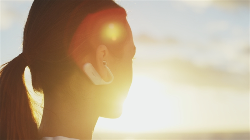 Xperia Ear Open-style