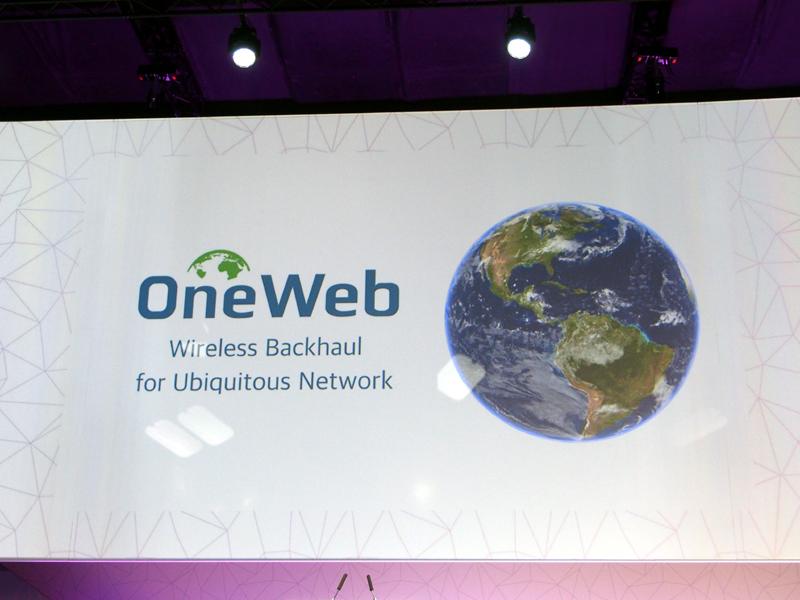 ソフトバンク・ビジョン・ファンドが出資した、衛星通信のOneWeb