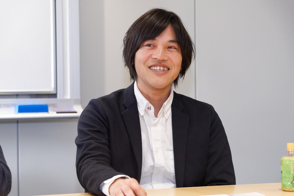 キッズケータイのプロダクトデザインを担当した富士通デザインの森口健二氏