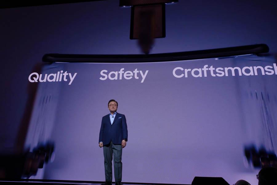 Samsungが掲げる3つの基礎