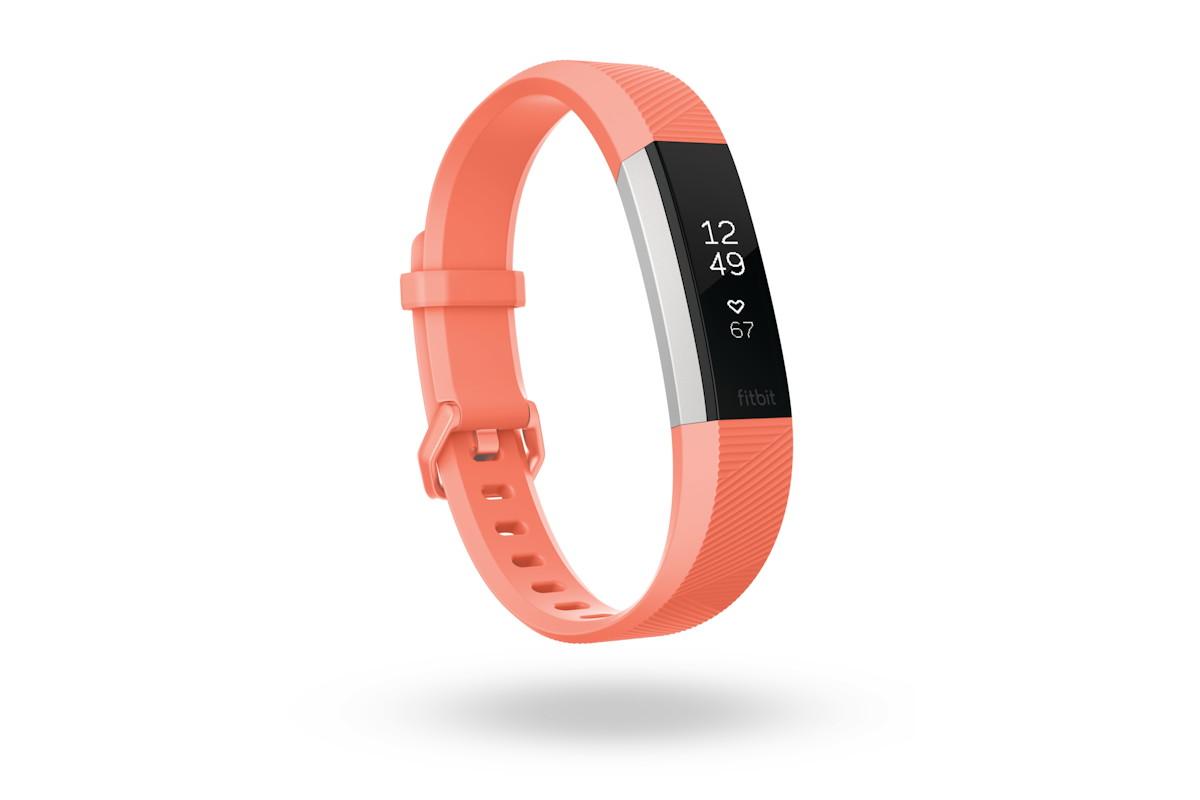 「Fitbit Alta HR」