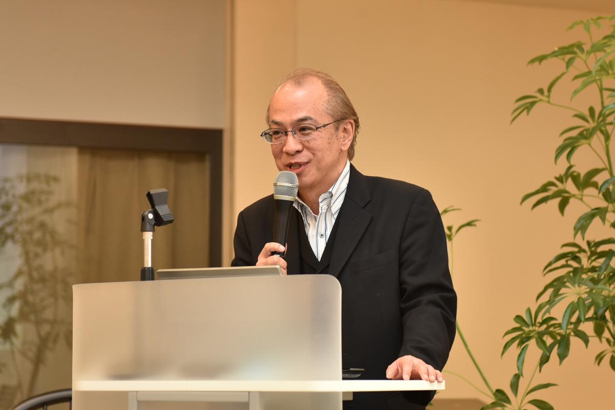 フィットビット・ジャパン ビジネスデベロップメントマネージャーの千川原智康氏