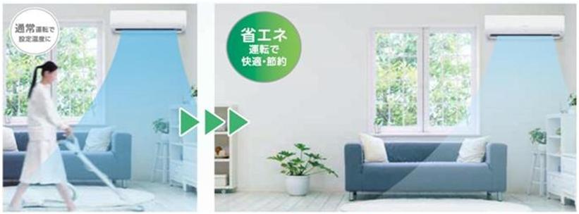 アイリスオーヤマ、Wi-Fiや人感センサー搭載のエアコンを発売