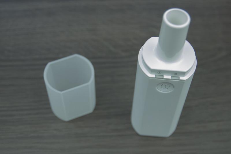「ポータブル呼気CO濃度測定器」
