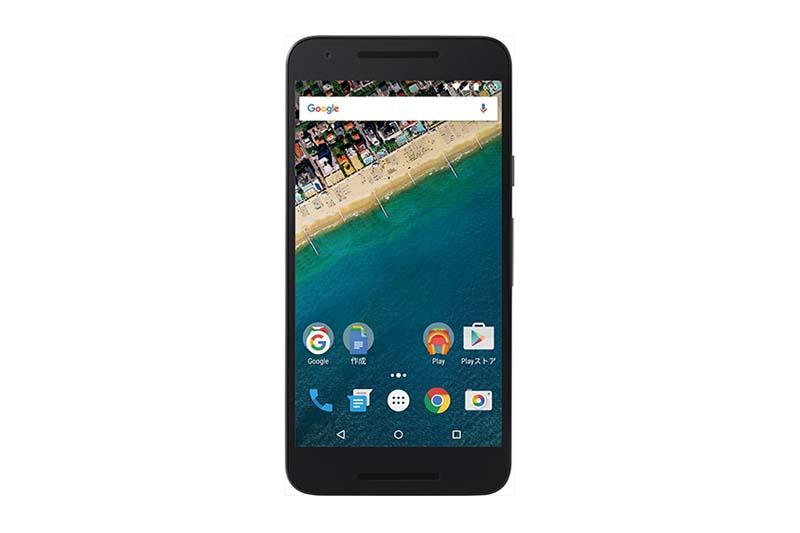 「Nexus 5X」