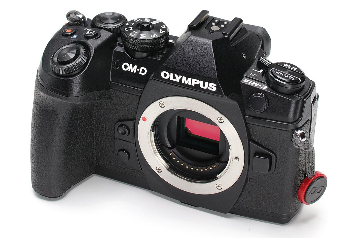 """今年の2月に購入したオリンパスの「OM-D E-M1 Mark II」。一緒に話題のレンズ「M.ZUIKO DIGITAL ED 12-100mm F4.0 IS PRO」(<a href=""""https://www.olympus-imaging.jp/product/dslr/mlens/12-100_4ispro/index.html"""" class=""""n"""" target=""""_blank"""">公式ページ</a>)も買いました。"""