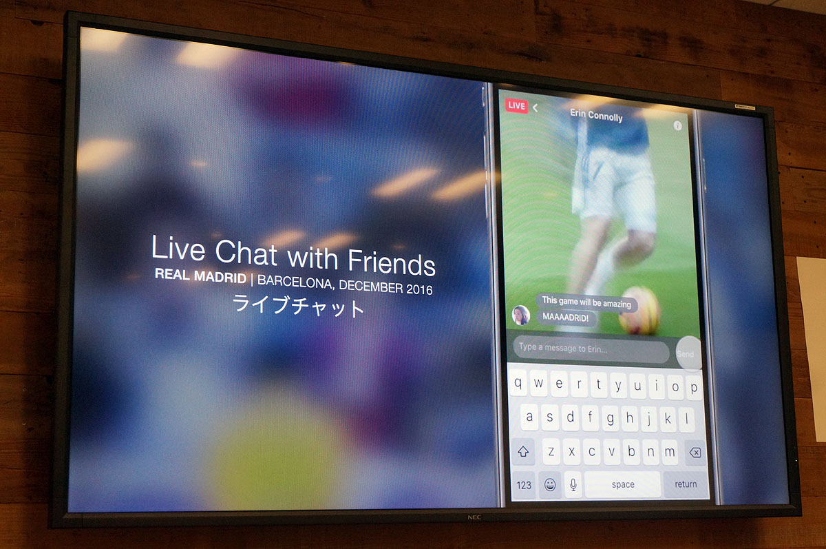 Live Chat with Friends