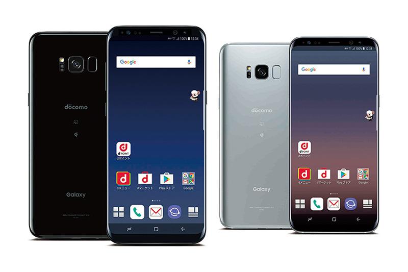 「Galaxy S8+ SC-03J」