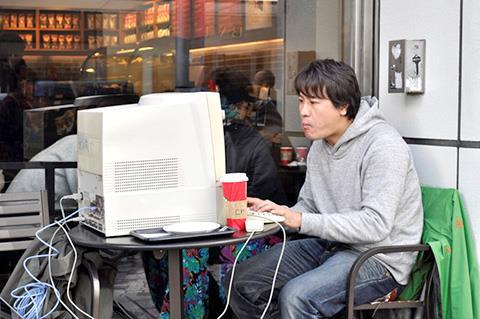 懐かしのデスクトップパソコン