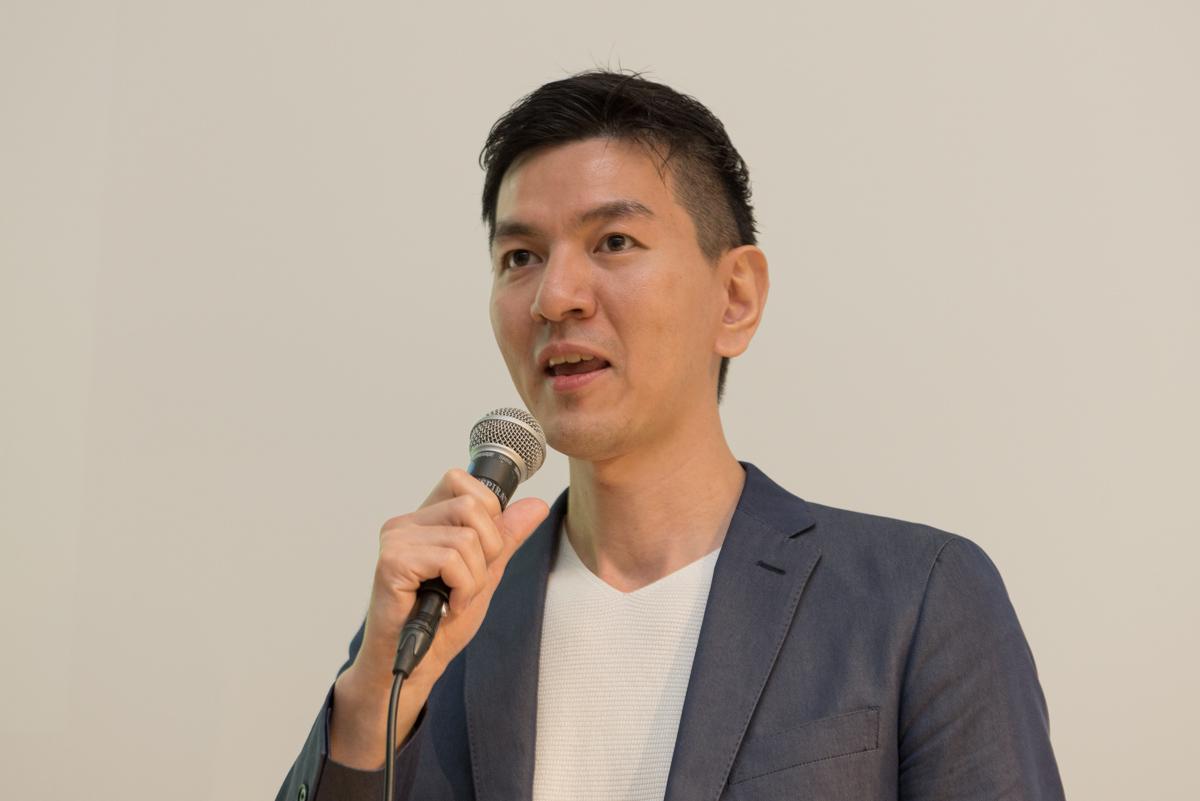 アンカー・ジャパン 代表取締役の井戸義経氏