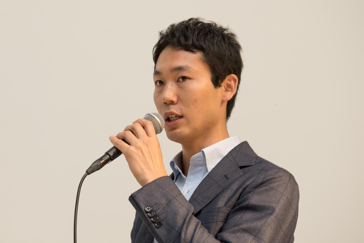 アンカー・ジャパン マーケティング&セールスシニアマネージャーの猿渡歩氏
