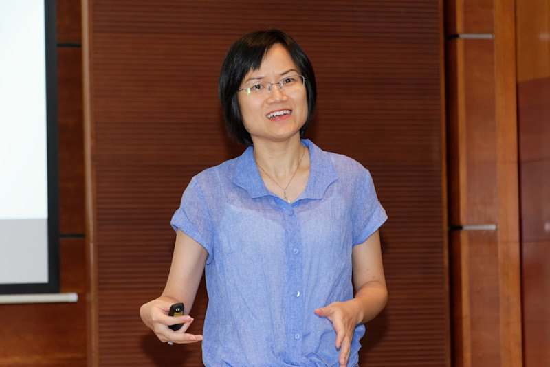 Huawei Technologies PR部門ディレクター 徐翔宇(Xu XiangYu)氏