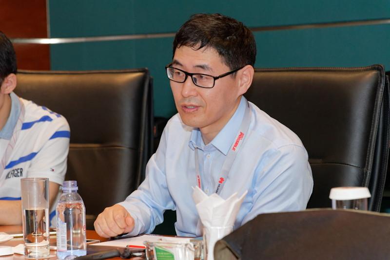 Huawei Technologies CQO 馬兵(Ma Bing)氏