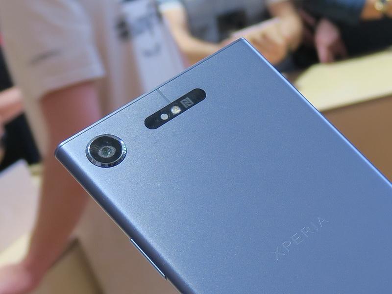 ソニーのXperia XZ1はXperia XZsに搭載されたカメラ「Motion Eye」をさらに進化