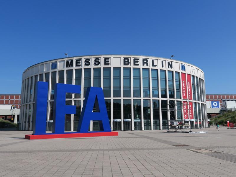 9月1日からドイツ・ベルリンのmesse Berlinで開催されていたIFA 2017