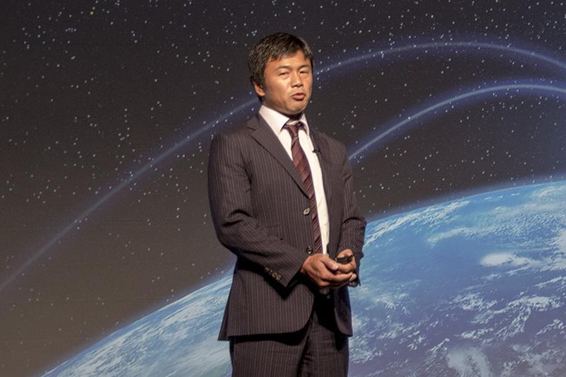 ソフトバンク テクノロジーユニット モバイル技術統括 モバイルネットワーク本部 本部長 野田真氏