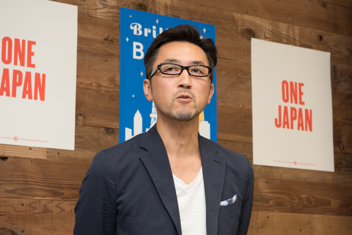 フェイスブック ジャパン 執行役員 SMB事業統括の井上英樹氏