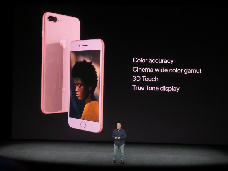iPad Proに続き、TrueToneディスプレイを搭載