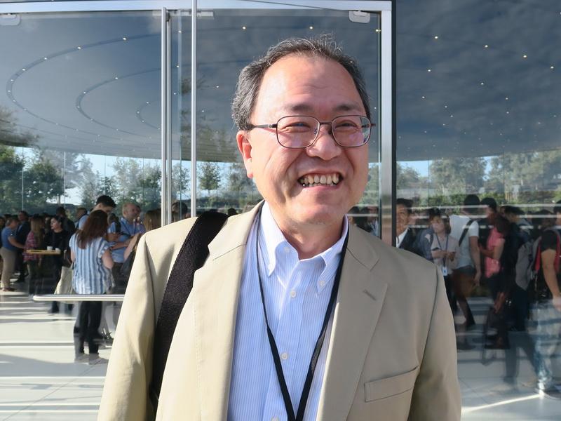 ワクワク感いっぱいのKDDIの田中孝司社長