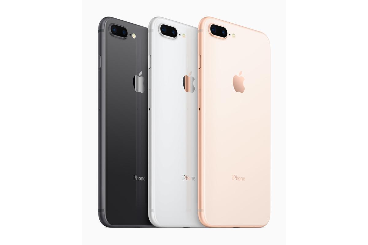 「iPhone 8 Plus」