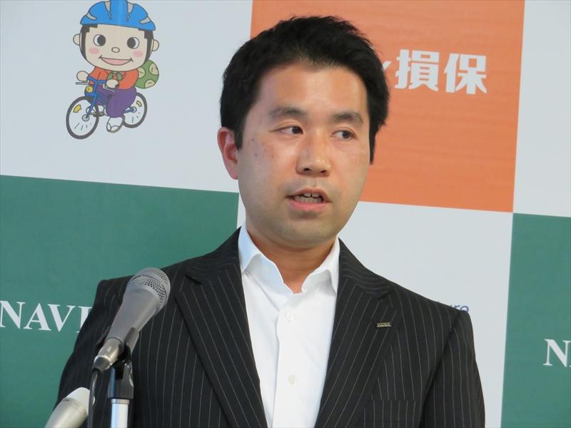 KDDI CSR・環境推進室 室長の鳥光健太郎氏