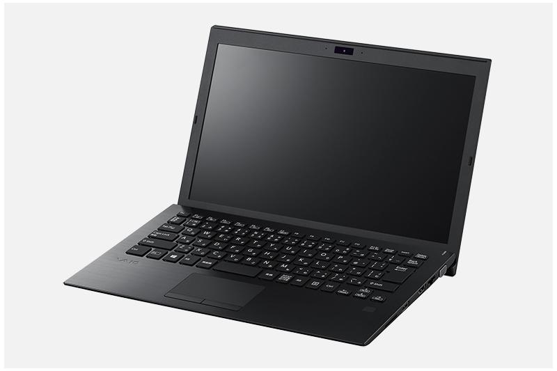 13.3型の個人向けPC新モデル「VAIO S13」