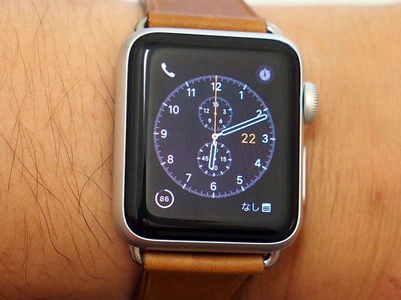 セルラー対応し、携帯電話に生まれ変わったApple Watch Series 3を購入