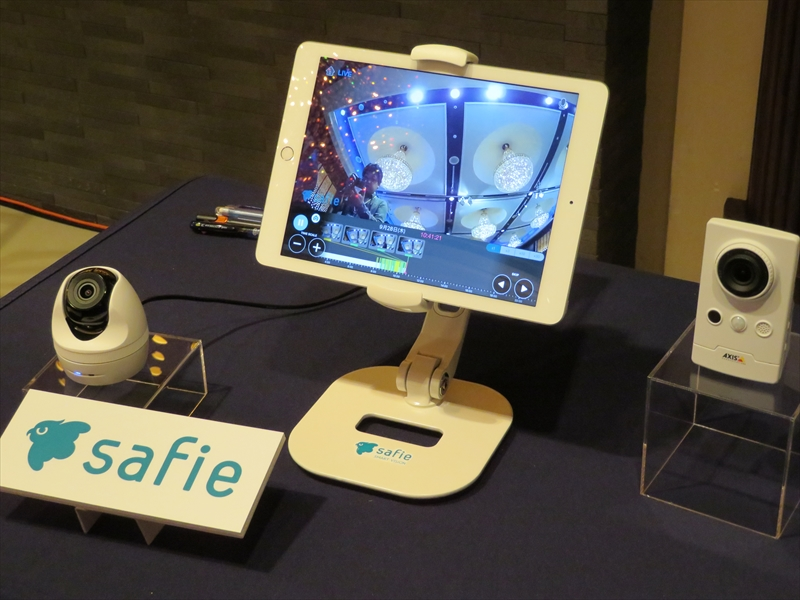 NECの顔認証ソリューションと組み合わせた事例