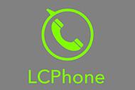 クリアな通話品質が特徴の通話アプリに内線向けの法人版「LCPhone」