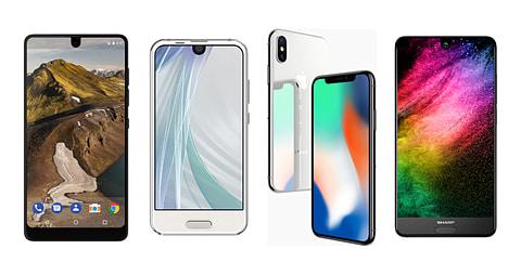 """切り欠きディスプレイの「AQUOS R compact」、iPhone Xや""""Androidの父""""の「Essential」との関係は?"""