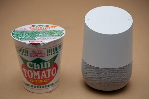 至高のラーメンタイマーと化す「Google Home」