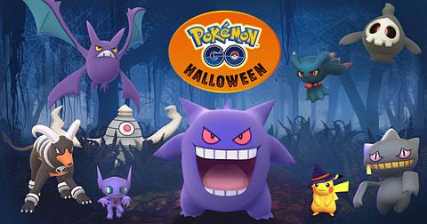 「Pokémon GO」、ホウエン地方のポケモンや新衣装のピカチュウが登場するハロウィンイベント 「Pokémon GO」ハロウィンイベントを開催