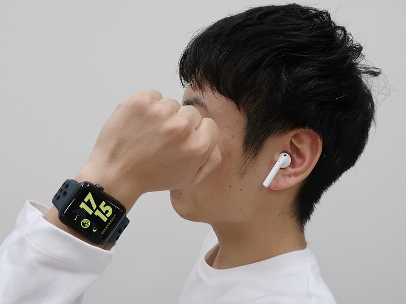 Apple Watch Series 3のGPS+CellularモデルとAirPodsの今後の展開に期待したい