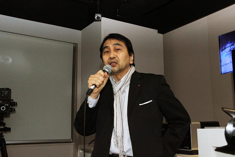 ライカカメラジャパン 企画部 リーダー 米山和久氏