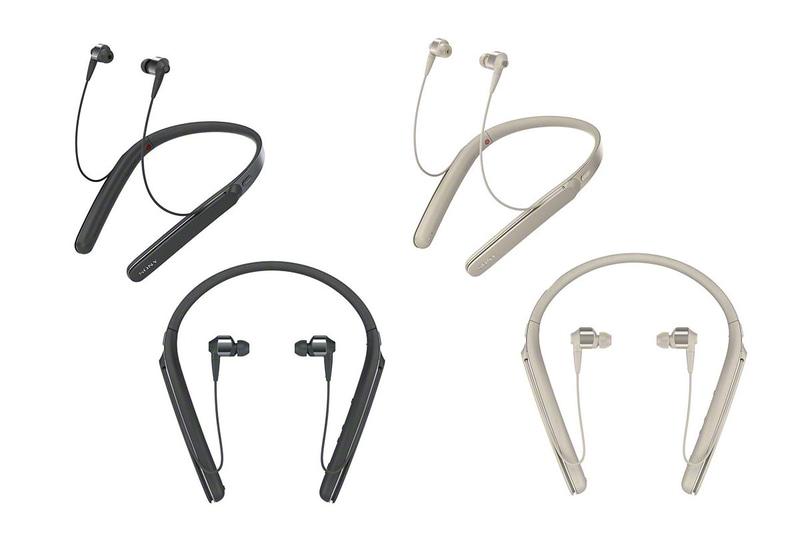 「WI-1000X」はネックバンド型のBluetooth・NCヘッドセットで、USB充電して使います。ボタン類はネックバンド開口側の前方内側。BluetoothやNCや電源に関わる主要部分がネックバンド部に収まり、耳に装着するのはイヤホンだけ。見た目より軽快な使用感です。