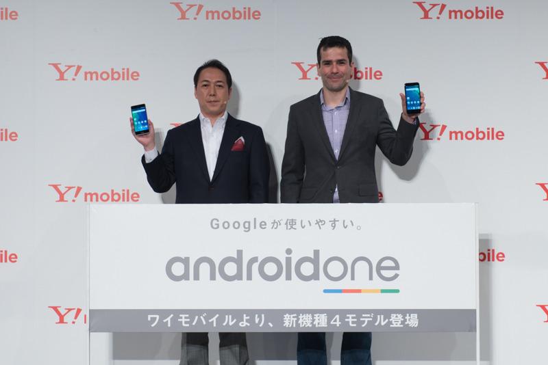 米GoogleでAndroid Oneを担当する、Director, Android Partner Programsのジョン・ゴールド氏が登壇