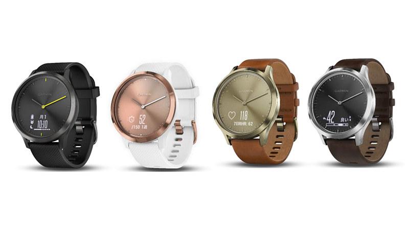 左から、Sport Blackモデル、Sport GoldWhiteモデル、Premium Goldモデル、Premium BlackSilverモデル