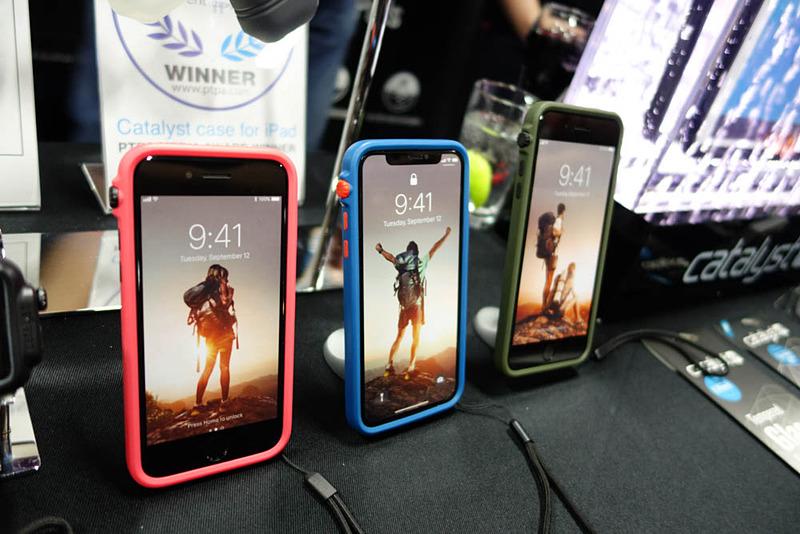 CatarystのiPhoneケース。