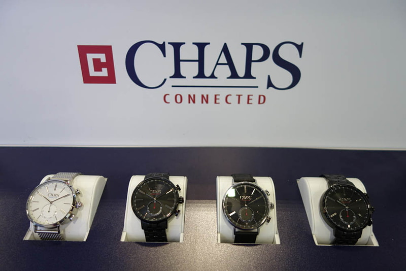 CHAPS Connected(CHAPS)