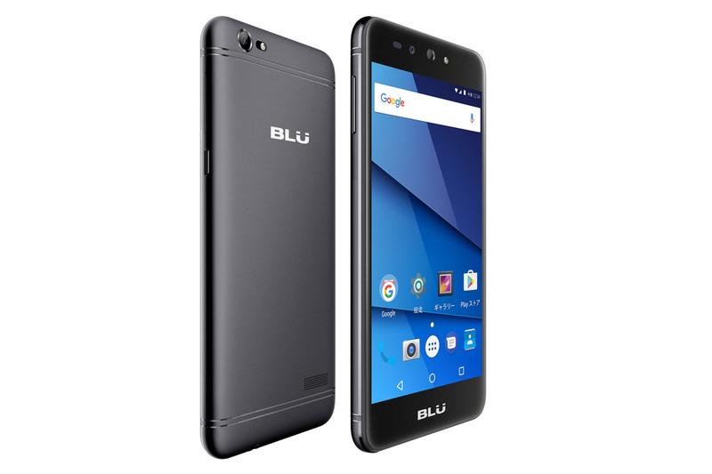 米BLU製「GLAND X LTE」