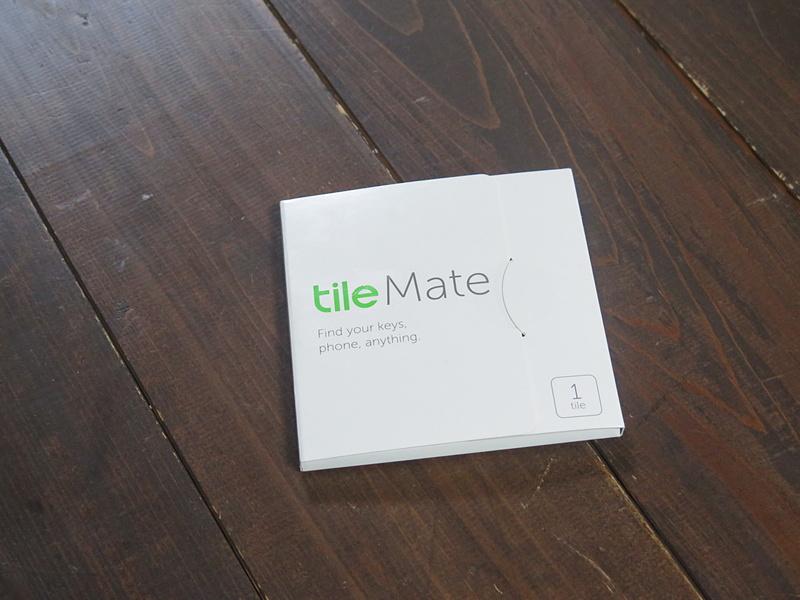 「Tile Mate」のパッケージ
