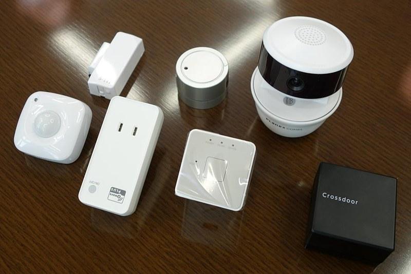 au HOMEで提供されているデバイス