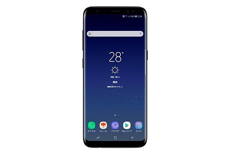 Galaxy S8 SCV36