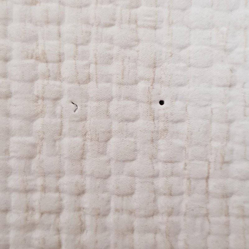 ニンジャピンに比べるとかなり大きな穴が開くが十分粉飾出来るレベルの穴だ