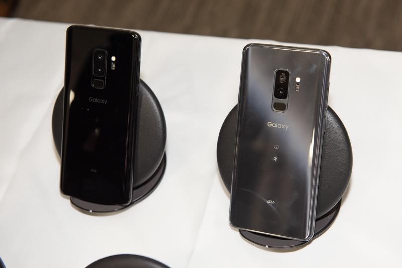 「Galaxy S9+ SCV39」