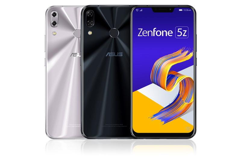 ZenFone 5Z(ZS620KL)